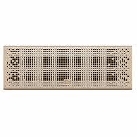 Портативная Bluetooth колонка Xiaomi Mini Square Box 2 Gold/Золотая